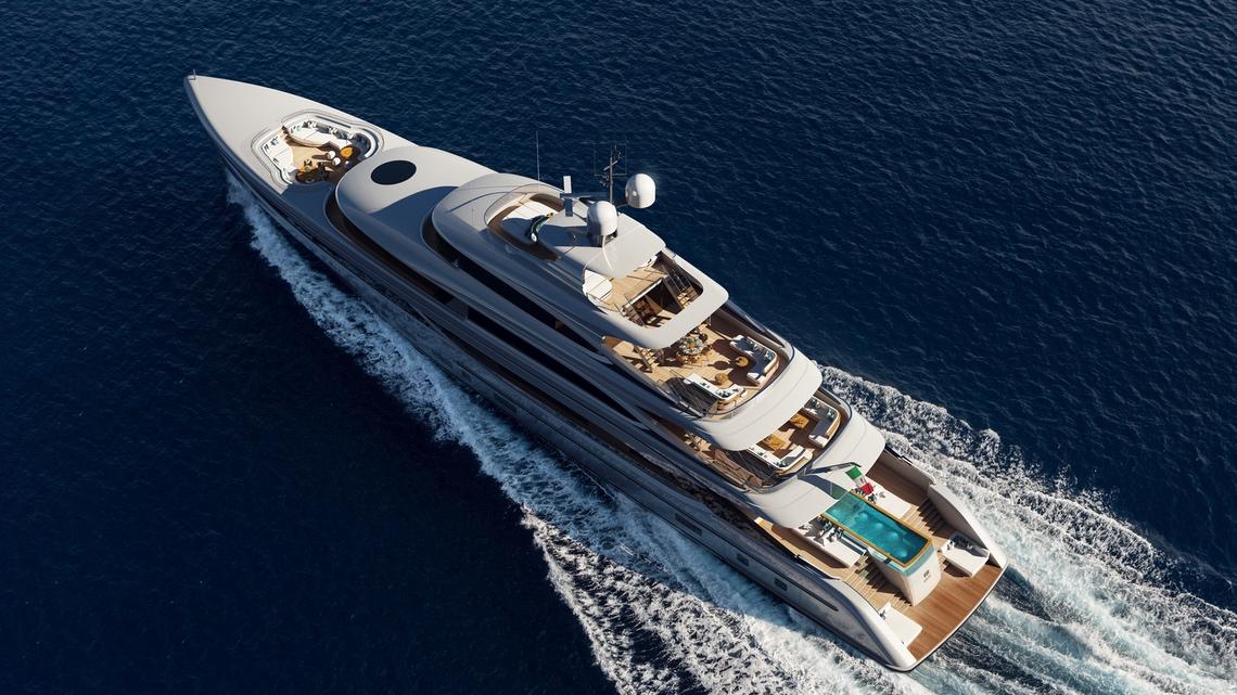 Benetti yacht builder mlkyachts yacht contruction Benetti shipyard Benetti superyachts3 - Benetti yacht Benetti yachts yacht charter superyachts charter yachts holidays yacht hire mlkyacht