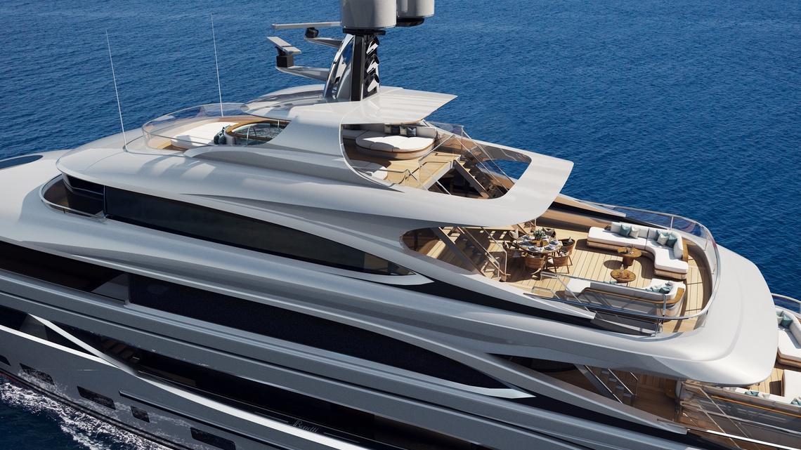 Benetti yacht builder mlkyachts yacht contruction Benetti shipyard Benetti superyachts4 - Benetti yacht Benetti yachts yacht charter superyachts charter yachts holidays yacht hire mlkyacht