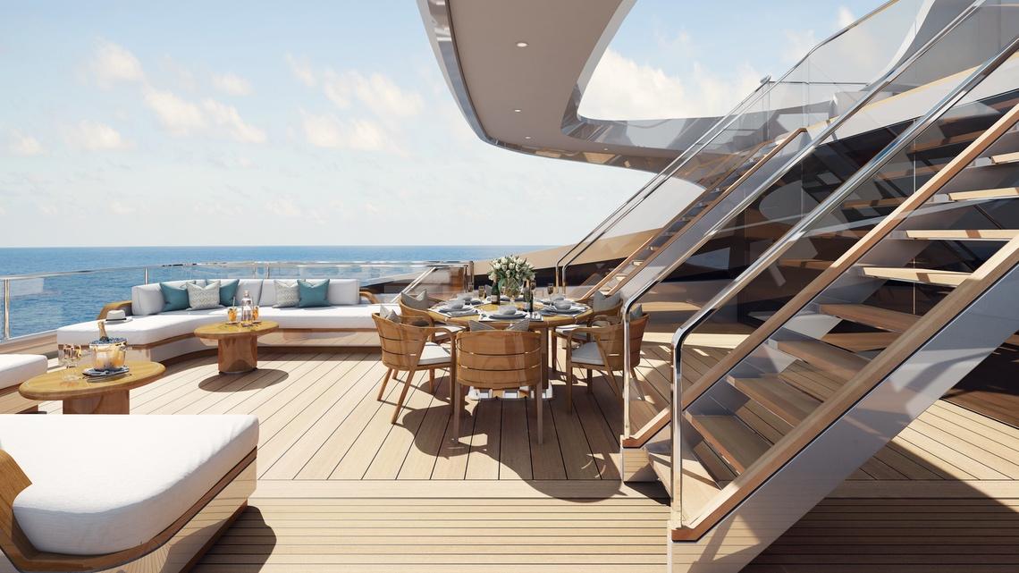 Benetti yacht builder mlkyachts yacht contruction Benetti shipyard Benetti superyachts5 - Benetti yacht Benetti yachts yacht charter superyachts charter yachts holidays yacht hire mlkyacht