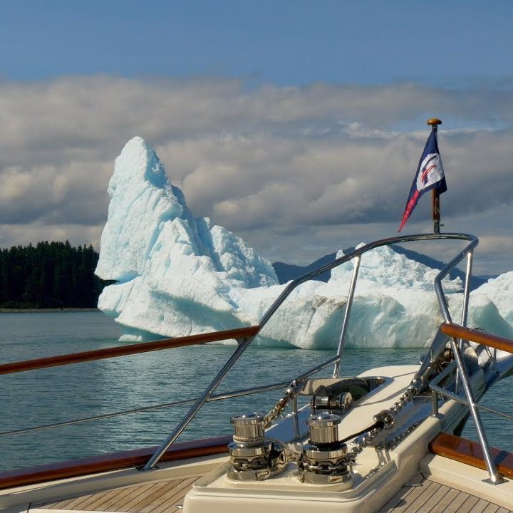 Yacht destinations South East Alaska yacht holidays South East Alaska yacht charter2 square - Yacht destination charter a yacht destination Mlkyachts broker charter a yacht destination